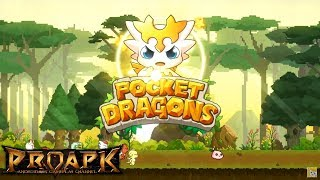 Pocket Dragons Gameplay Android / iOS