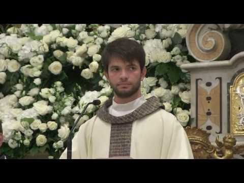 Prima messa solenne di Don Nello