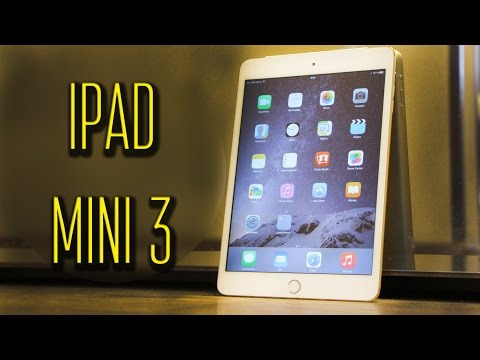 iPad MINI 3 - Обзор