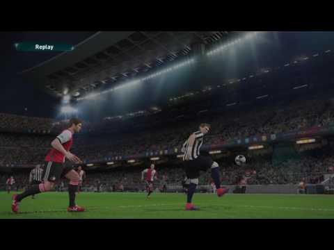 Pro Evolution Soccer 2017 Evra injury time equalizer thumbnail