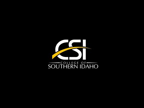 College of Southern Idaho Class of 2021 - Saturday, May 8th - 10:30 AM Graduation Ceremony