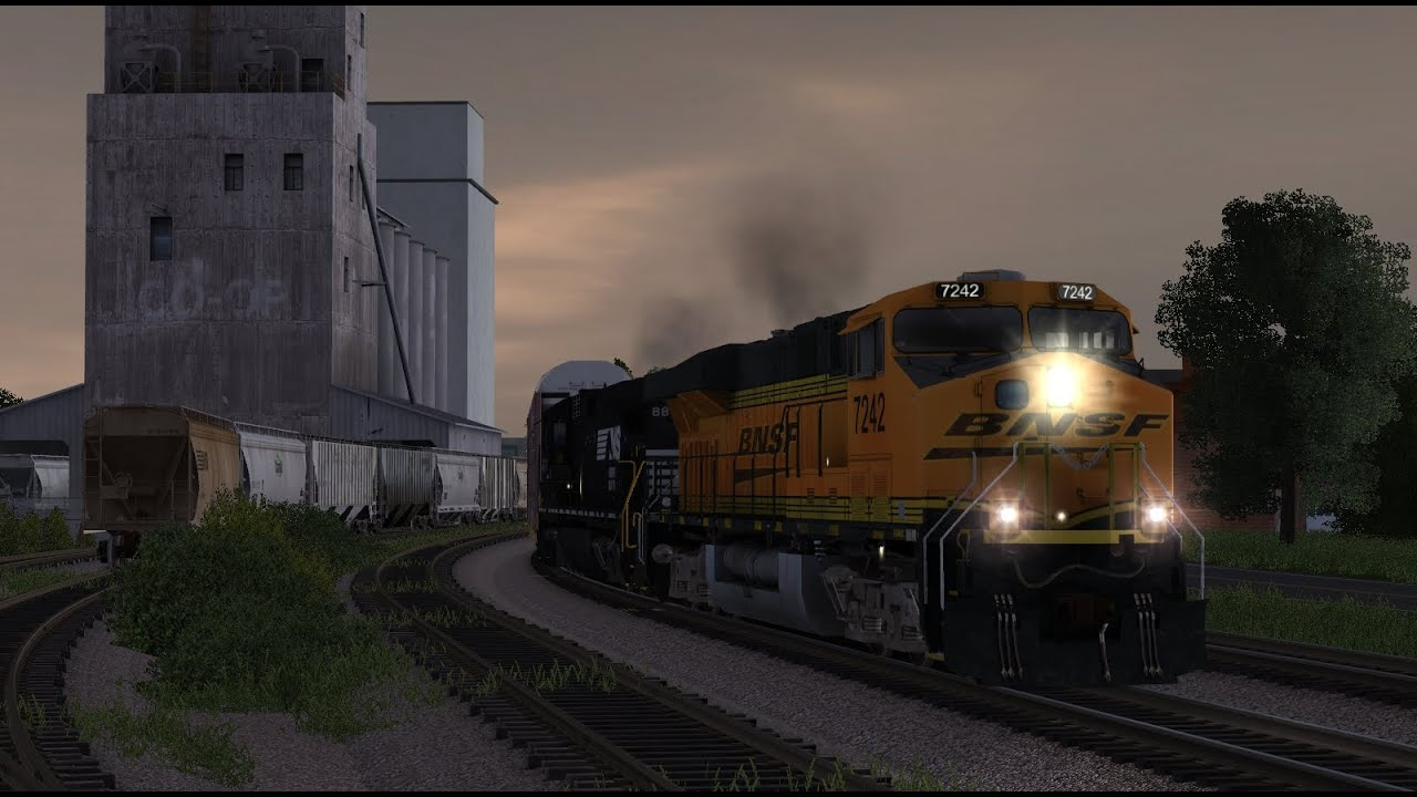 Trainz 12 Middle America Action