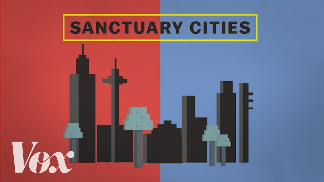 How sanctuary cities actually work - YouTube