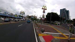 AVENTURAS EN BICI POR SAN SALVADOR - EL SALVADOR.