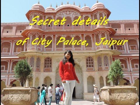City Palace, Jaipur (HD)