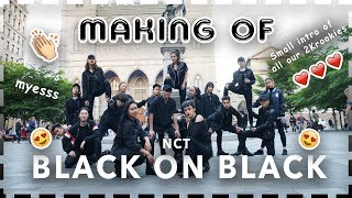 [DERPKSQUAD] [KPOP IN PUBLIC MONTREAL] MAKING OF: NCT 2018 (엔시티) - BLACK ON BLACK