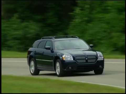 Dodge Magnum Station Wagon 2006 Youtube