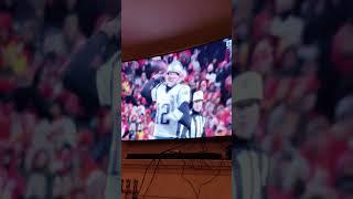 Die hard Chiefs fan reaction of Patriots winning