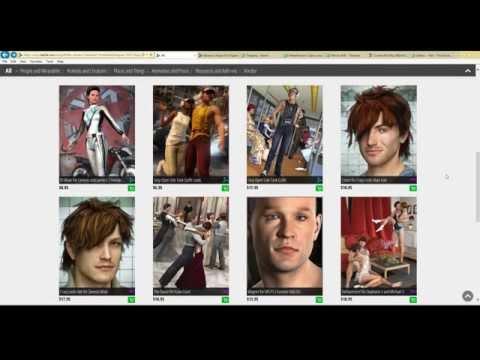 FREE Character Generators for Blender!