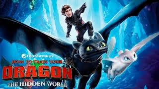 As Long as He's Safe (How to Train Your Dragon The Hidden World Soundtrack)