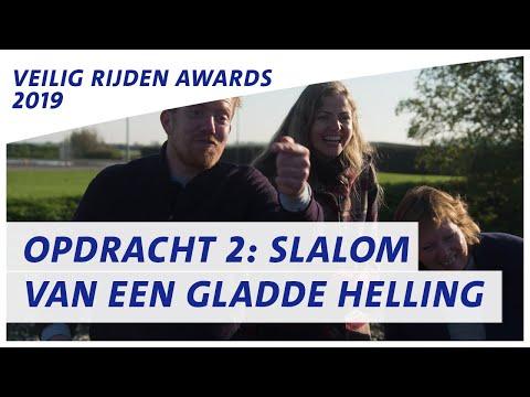 opdracht 2 een handelingsparcours met een slalom anwb veilig rijden awards 2019