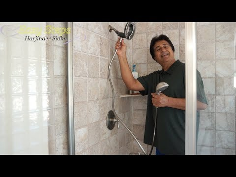 How To Install Bathroom Shower Fixtures | Bathroom Tour | Bathroom Fixtures