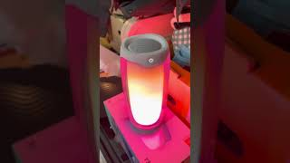JBL PULSE4 블루투스 스피커 ON/OFF