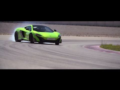 McLaren 675LT UNLEASHED