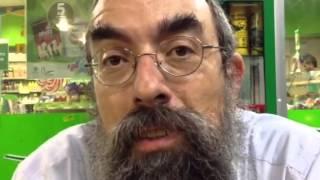 Hay que hablar con los ojos - Un saludo desde Israel