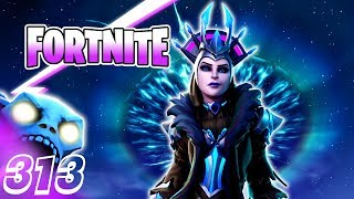 Fortnite ⚡ Rette die Welt ⚡ Story Mission El Jefe mit der Eiskönigin #313 - Let's Play Fortnite