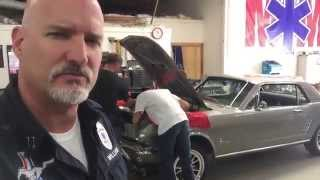 Ford Racing Crate Motor Peter's 1966 Mustang Coupe - Day 93 - Part 2
