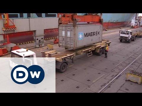 Одесский порт: война, кризис и контейнеры