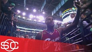 Is LeBron James about to make a familiar exit from Cleveland Cavaliers? | SportsCenter | ESPN