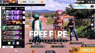 FREE FIRE BATTLEGROUNDS NA VIDA REAL 5