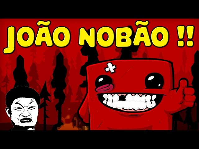 Noobando No Super Meat Boy