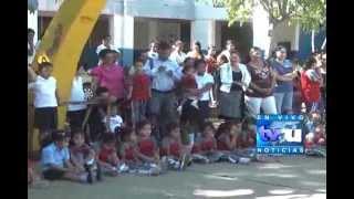 Centro Escolar Anita Guerrero rinde cuentas