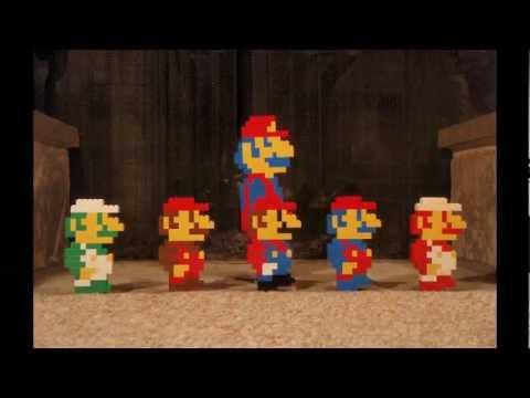 Mario Runs In The 90's