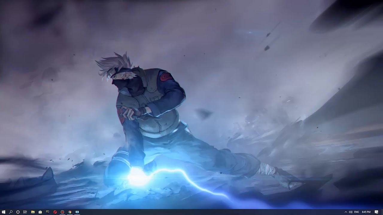 Wallpaper Engine Anime Hatake Kakashi Live Wallpaper Free