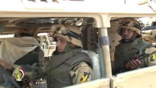 بالفيديو.. قوات الصاعقة المصرية تستعد لتأمين حفل افتتاح القناة