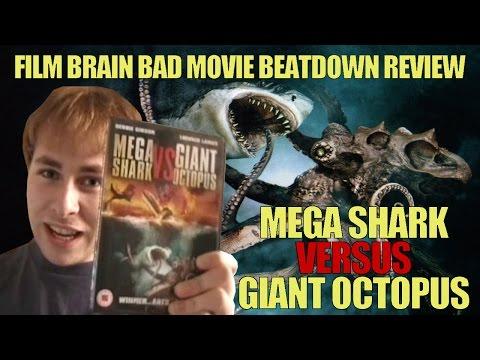 Bad Movie Beatdown: Mega Shark vs. Giant Octopus (REVIEW)