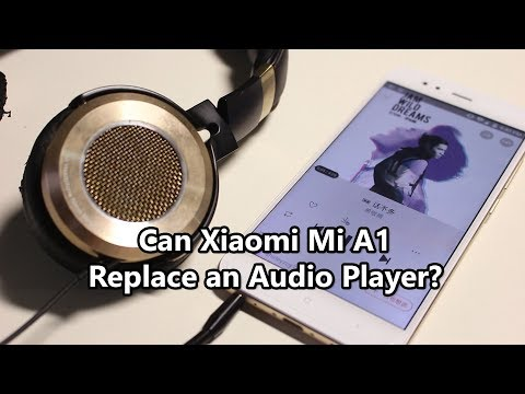 Can Xiaomi Mi A1 replace an Audio Player? | Mister Techs