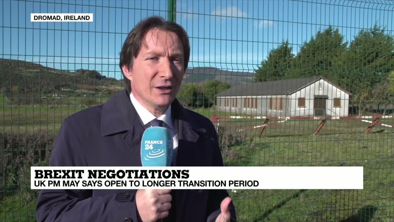 فرانس 24:Brexit negotiations: