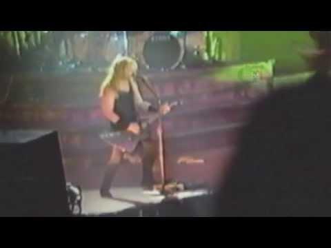 Metallica - The Shortest Straw  - [MULTICAM MIX] - Holland 1990