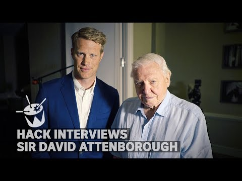 Sir David Attenborough On Life, Death, Climate Change And The Future Of The Planet | Triple J Hack