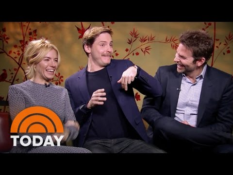 'Burnt' Cast Laughs And Cries Their Way Through  Bloopers  TODAY