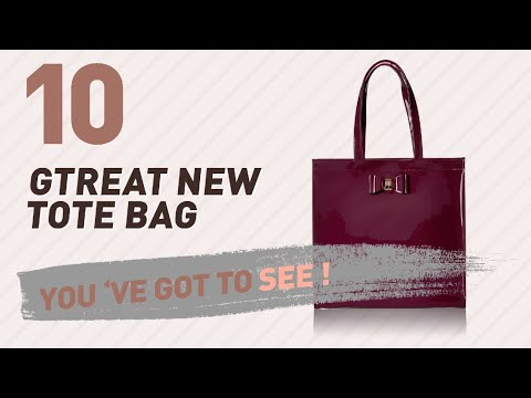 Ted Baker Tote Bags, Top 10 Collection // New & Popular 2017