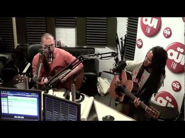 Jehro - Bob Marley Cover - Session Acoustique OÜI FM