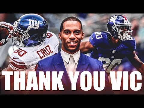 """Victor Cruz 