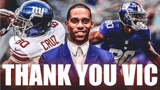 "Victor Cruz || ""Out of the Blue"" 