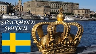 Stockholm Sweden tourism video Tukholma matkailu Ruotsi Sverige Swedish capital travel film