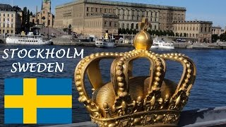 Stockholm Sweden tourism video – Tukholma matkailu Ruotsi  – Stockholm Swedish capital travel film