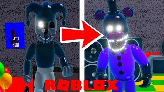 Finding ALL Badges in Roblox Spring Show's Diner Alpha