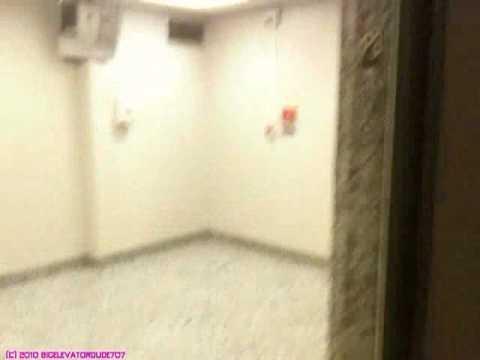 OTIS Traction Elevator @ Commerce Court East (Parking) Toronto, ON