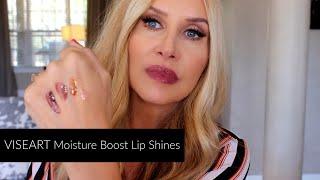Viseart Lip Shines & New Shoes…