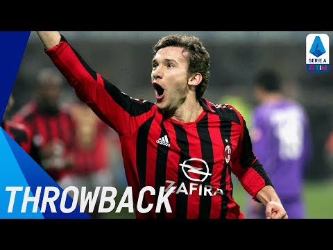 Andriy Shevchenko | Best Serie A Goals | Throwback | Serie A