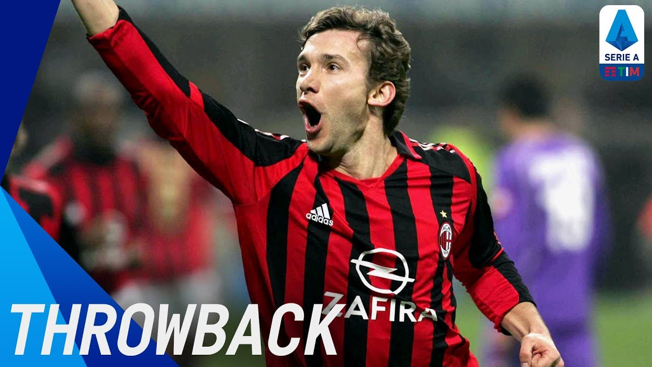 Download Andriy Shevchenko | Best Serie A Goals | Throwback | Serie A
