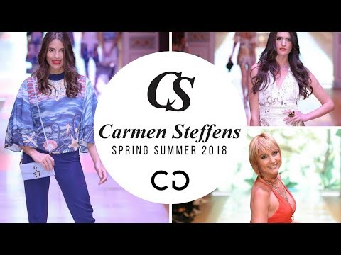 Carmen Steffens en Couture Fashion Week - Chicas Guapas TV