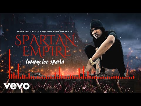 Tommy Lee Sparta - Spartan Empire (Official Audio)