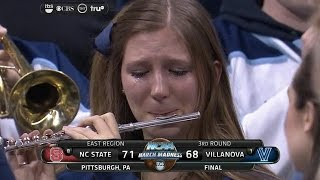 Piccolo girl's tears go viral after she's caught on camera crying as she plays