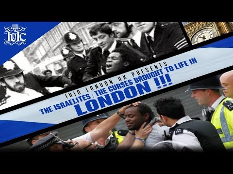 The Israelites: The Curses Brought To Life in London!!!